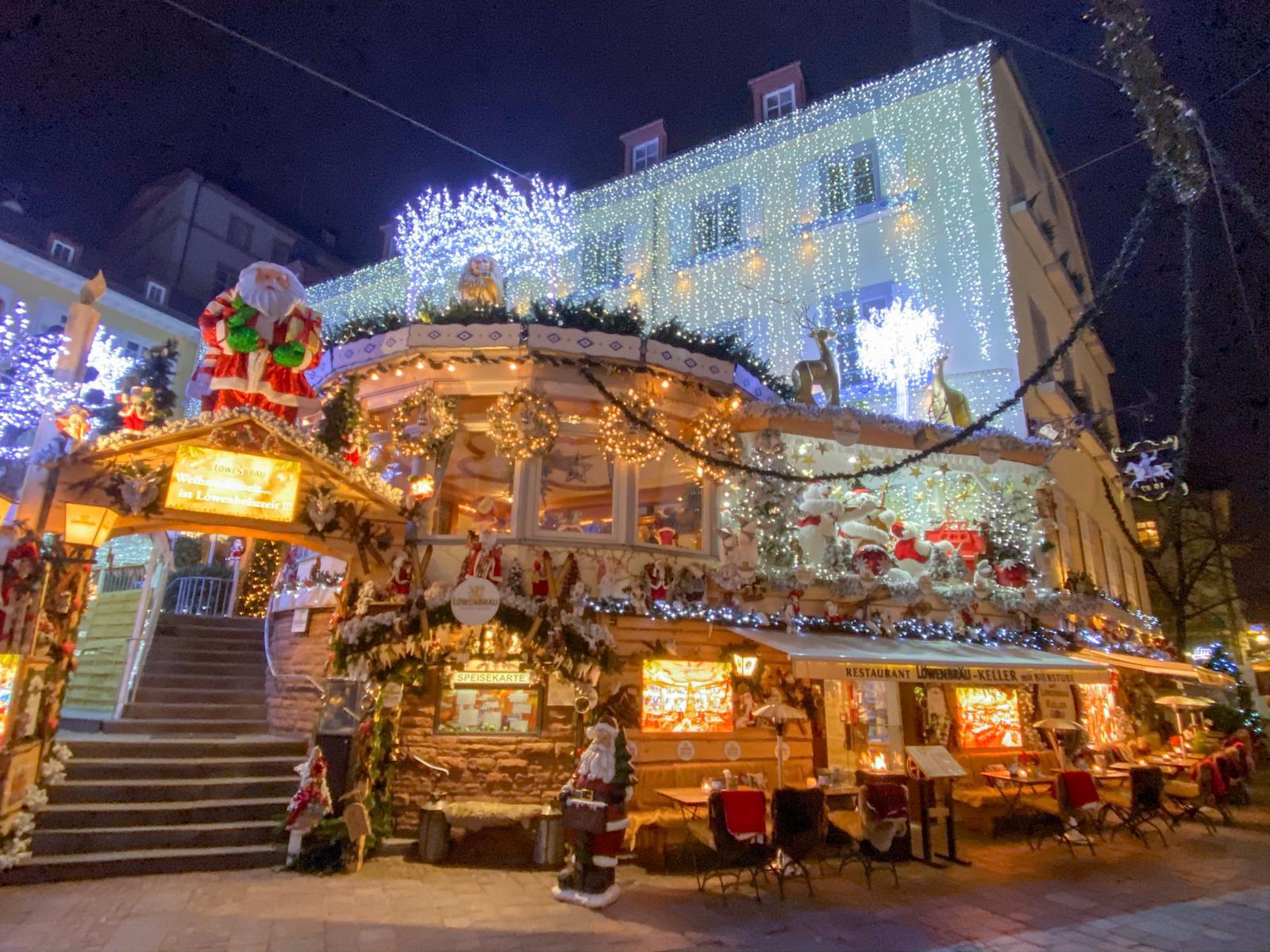 Weihnachtsmarkt Baden